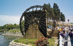 Le norie di Hama
