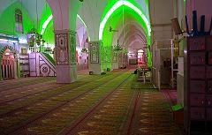 Homs: moschea di Khlid ibn al-Wal+d