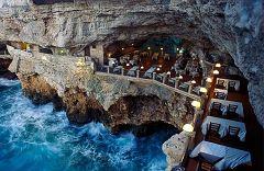 Ristorante Grotta Palazzese (Polignano)