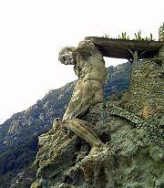 Monterosso: il Gigante