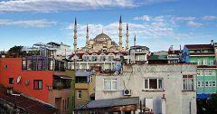 Istanbul: Moschea Blu