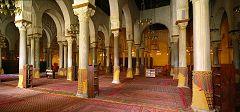 Kairouan: la moschea
