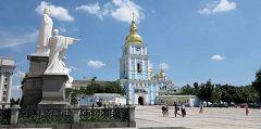 Kiev: Monastero San Michele