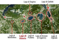 Alserio: Lago Alserio