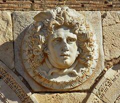 Gorgone al foro romano