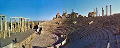 Leptis Magna: anfiteatro romano