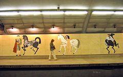 Metro - Campo Pequeno