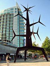 Parque das Nações - torri moderne