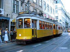 Lisbona: tram