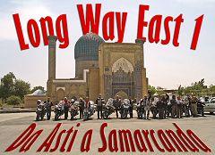 Viaggio a Samarcanda