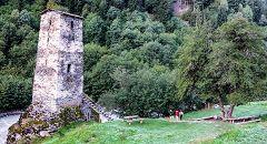 Torri della Svanezia