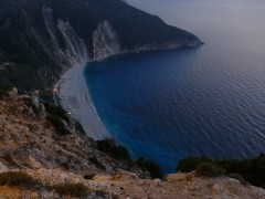 Myrthos Beach, viewpoint settentrionale