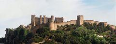 Obidos, le mure medioevali
