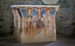 Oratorio: altare