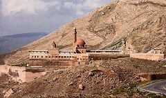 Dogubeyazit: palazzo di Ishak Pasa