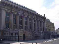 Central Court - Palais de Justice