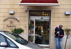 Palermo: pasticceria Cappello