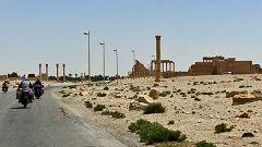 Palmira: arrivo