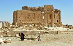 Palmira: tempio di Bel