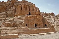 Petra: tomba Nefesh