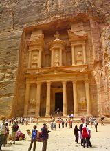 Petra: il Tesoro del Faraone