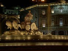 La Fontana de Cibeles