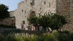 Porta di Sion (Zion Gate)