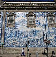 Porto: chiesa del Carmo