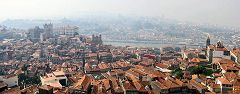 Porto: panorama dalla Torre dos Clérigos