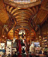 Porto: antica libreria Lello