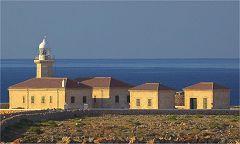 Il faro di Punta nati