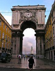 Baixa - Arco Trionfale