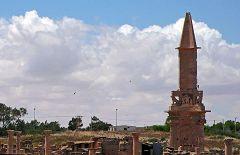 Sabrata: mausoleo di Bes