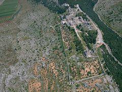 Veduta aerea di San Simeone