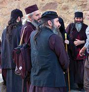 Sinai: pellegrini a Santa Caterina