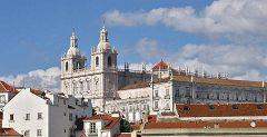 Alfama: Convento di Sao Vicente de Fora