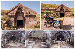 Selim: passo e caravanserraglio