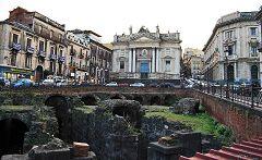Catania: anfiteatro