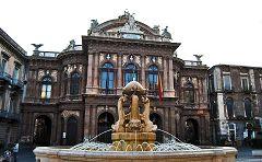 Catania: teatro Bellini