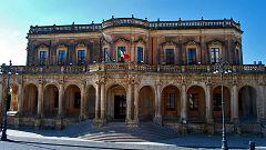 Noto: palazzo Ducezio