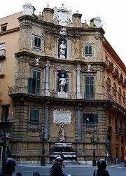 Palermo: Piazza Vigliena