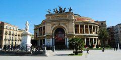 Palermo: teatro Garibaldi