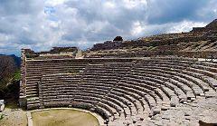 Segesta: teatro