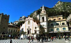 Taormina: San Domenico