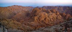 Sinai: salita a Santa Caterina