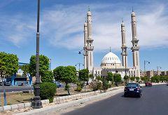 Suez: moschea Hamza