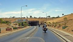 Suez: tunnel Ahmed Hamdi