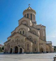La Cattedrale della Santissima Trinità a Tbilisi