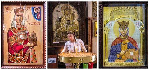Le Madonne di Tbilisi