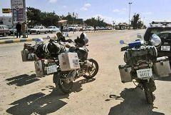 Confine Tunisia/Libia